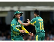 South Africa looking to return to number one