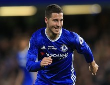 Hazard eyes more Chelsea success
