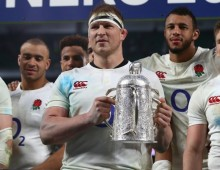 England claim Six Nations title
