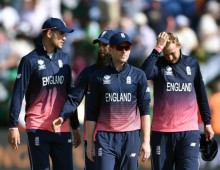 Frustrated Morgan blames pitch for England calamity