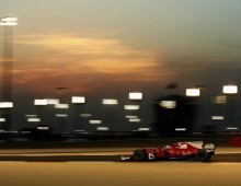 FP2: Vettel edges rivals in Bahrain