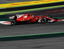 FP3: Raikkonen quickest; issues for Bottas, Vettel