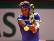 Nadal blows past Haase in Paris
