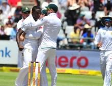 Proteas just about on top after Pandya heroics