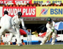 Ranchi Test ends in a stalemate