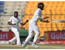 Sri Lanka move above Pakistan in Test rankings