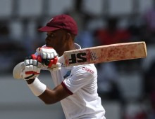 Honours even after Windies rally