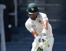 Raza heroics give Zimbabwe the edge