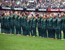 Boks down to fifth in World Rankings