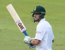 Toyana expects much from Cook