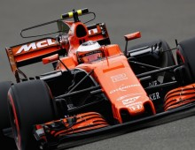 Vandoorne not expecting wins for McLaren