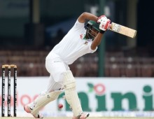 Bangladesh make promising start