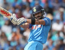 Kohli reclaims top spot