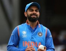 Kohli's body needed the break