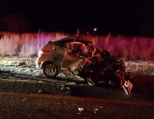 Seven killed in head-on collision
