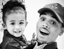 Chris Brown's daughter to launch her own clothing line