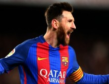 Enrique: Messi's numbers are impossible