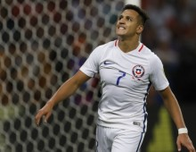 Wenger: Alexis is Chile's main man