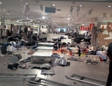 EFF: H&M store trashing just the beginning