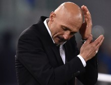 Spalletti sorrow following first Inter loss