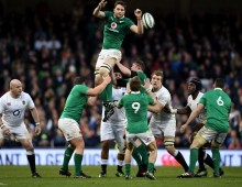 Ireland end England Slam hopes