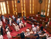 Outrage as Nigerian senators pay revealed