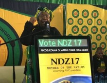 President Nkosazana Dlamini-Zuma a possibility as condition of JZ exit