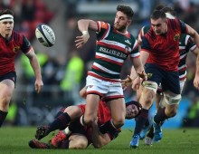 Gloucester sign Williams from Leicester