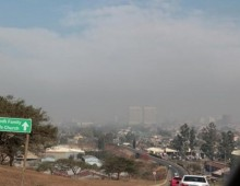 Landfill fire covers KZN capital in smoke