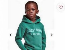 H&M lambasted on social media for 'Monkey' campaign