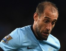 Zabaleta proud of Manchester City career